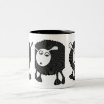 Black Sheep Coffee Mug