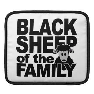 Black Sheep custom laptop / iPad sleeve
