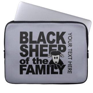 Black Sheep custom laptop sleeves