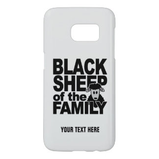 Black Sheep custom phone cases