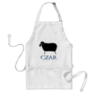 Black Sheep Czar Apron