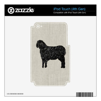 Black Sheep Decal For iPod Touch 4G