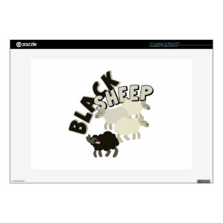 Black Sheep Decals For Laptops