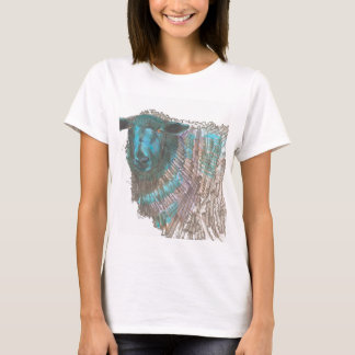 black sheep drawing T-Shirt