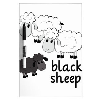 Black Sheep Dry-Erase Boards