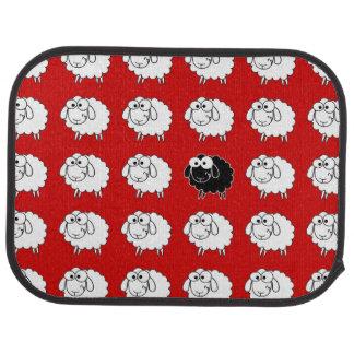 Black Sheep Floor Mat