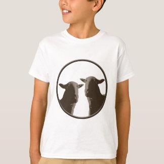 Black Sheep gear in sepia T-Shirt