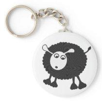 Black Sheep Gift-Keychain Keychain