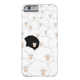 Black sheep iPhone 6 case