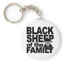 BLACK SHEEP key chain