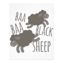 Black Sheep Letterhead