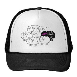 Black Sheep (Love) Trucker Hat