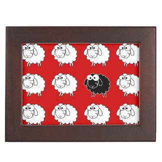Black Sheep Memory Box