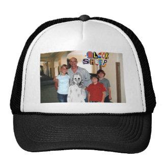 Black Sheep Mesh Hat