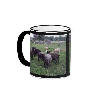 Black Sheep Ringer Coffee Mug