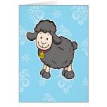 Black Sheep Note Card