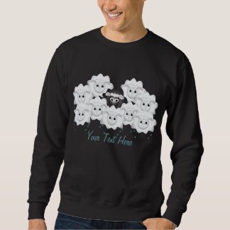 Black Sheep of the Family Pullover Sweatshirt