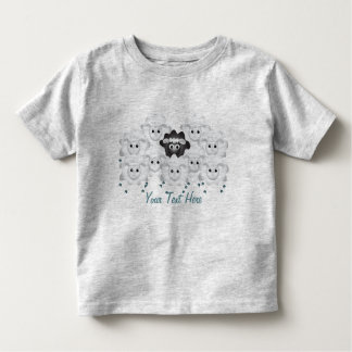 Black Sheep of the Family Toddler T-shirt