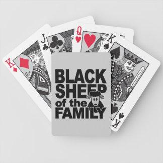 Black Sheep playing cards