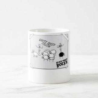 Black Sheep Rocks Coffee Mug