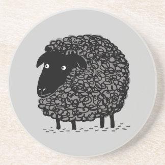 Black Sheep Sandstone Coaster
