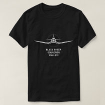 Black Sheep Squadron T-Shirt