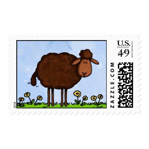 black sheep stamp