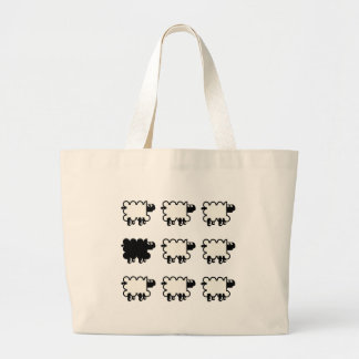 Black Sheep Tote Bags