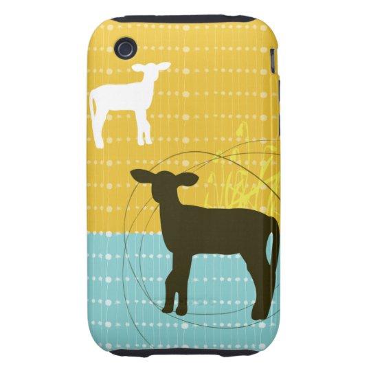 black sheep tough iPhone 3 cover