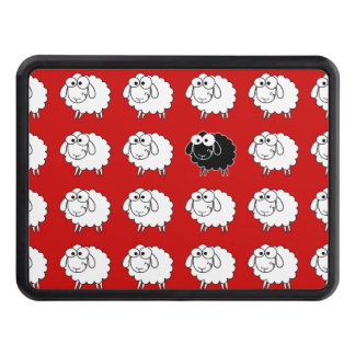 Black Sheep Trailer Hitch Cover