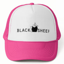 Black Sheep Trucker Hat