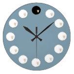 Black sheep wall clocks