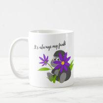 black sheep wants cake coffee mug