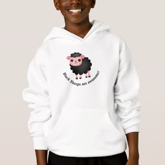Black sheeps are awesome hoodie