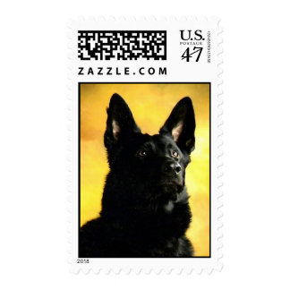 Black Shepherd Postage