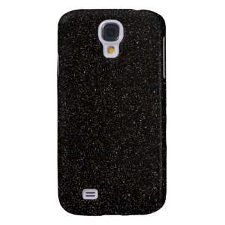 Black Shimmer Galaxy S4 Case