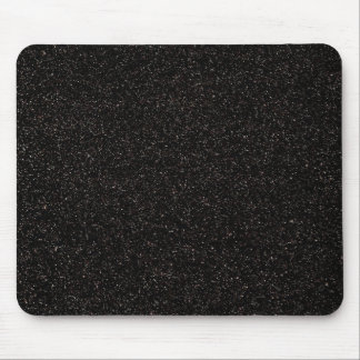 Black Shimmer Mouse Pad