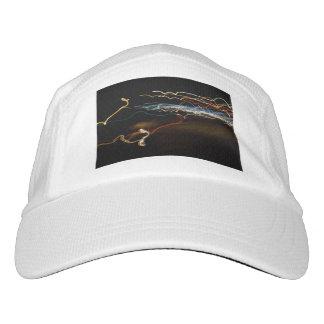 black shooter hat