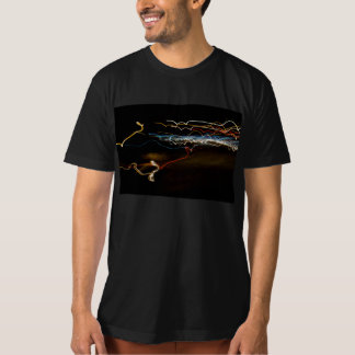 black shooter T-Shirt