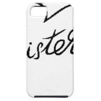 black sisters iPhone SE/5/5s case