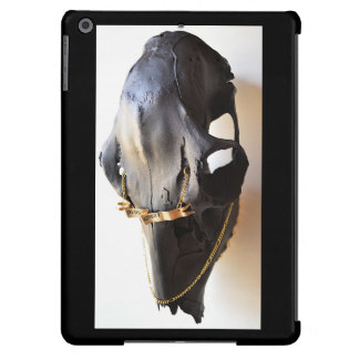 Black Skull, iPad air barely there case iPad Air Covers