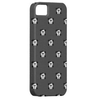 Black Skulls iPhone 5 iPhone SE/5/5s Case