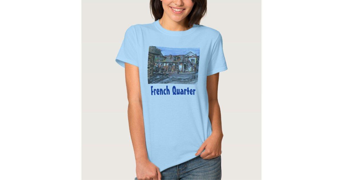 black smith shop new orleans french quarter t shirt zazzle