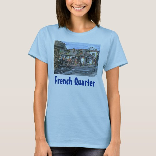 Black Smith Shop, New Orleans, French Quarter T-Shirt
