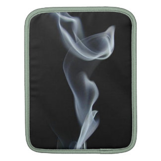 Black Smoke iPad Sleeves