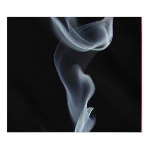 Black Smoke Posters