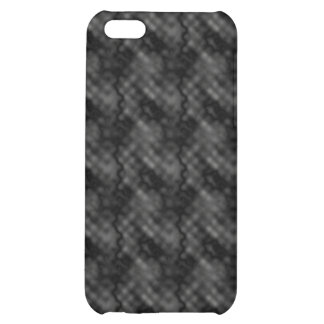 Black Snakeskin look iPhone4 iPhone 5C Cases