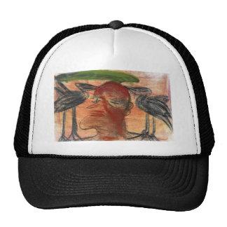 Black Soul Trucker Hat