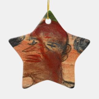 Black Soul Christmas Tree Ornaments