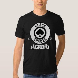 Black spades t-shirt